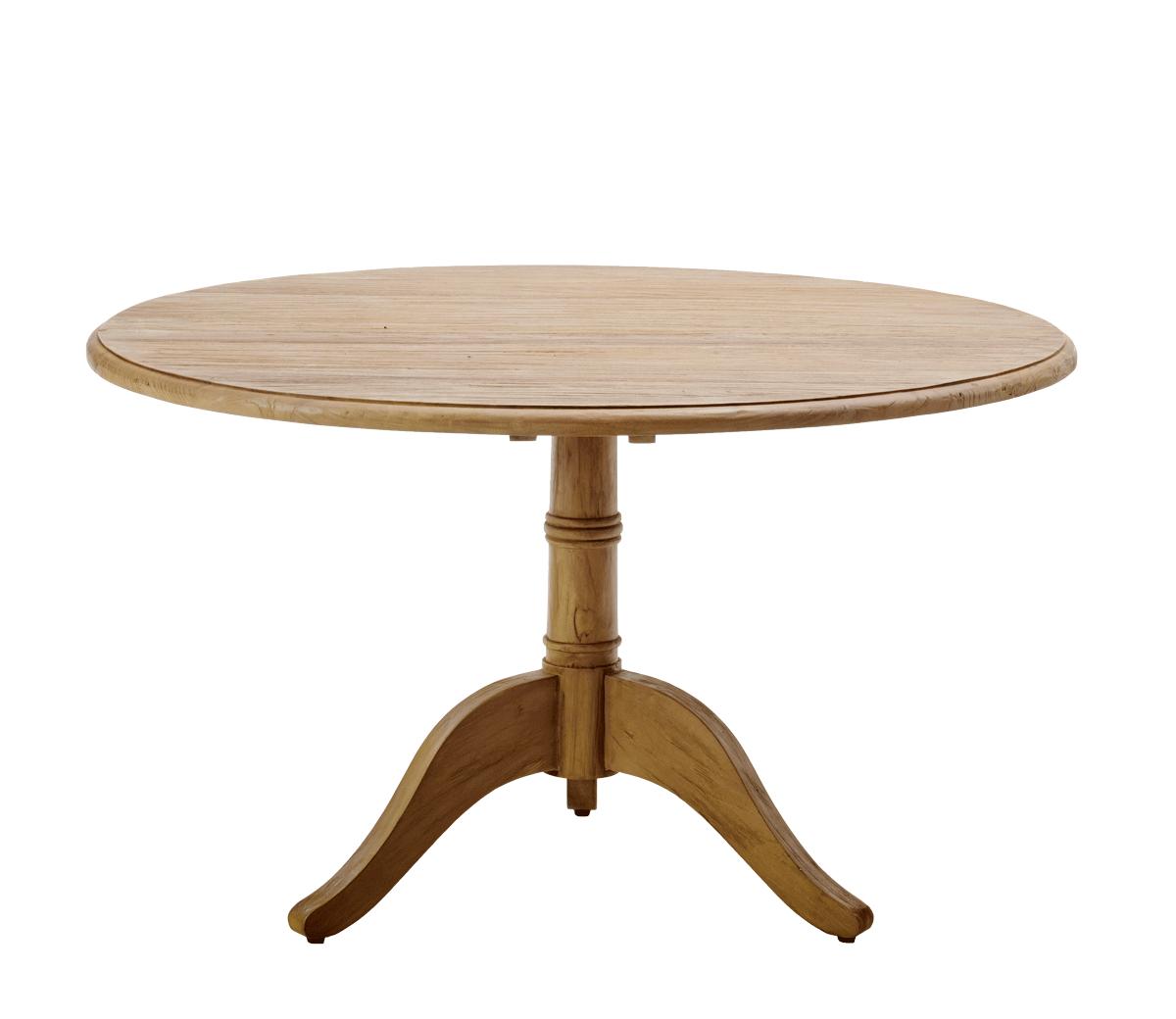 Table ronde michel diam tre 120cm for Table ronde design diametre 80 cm