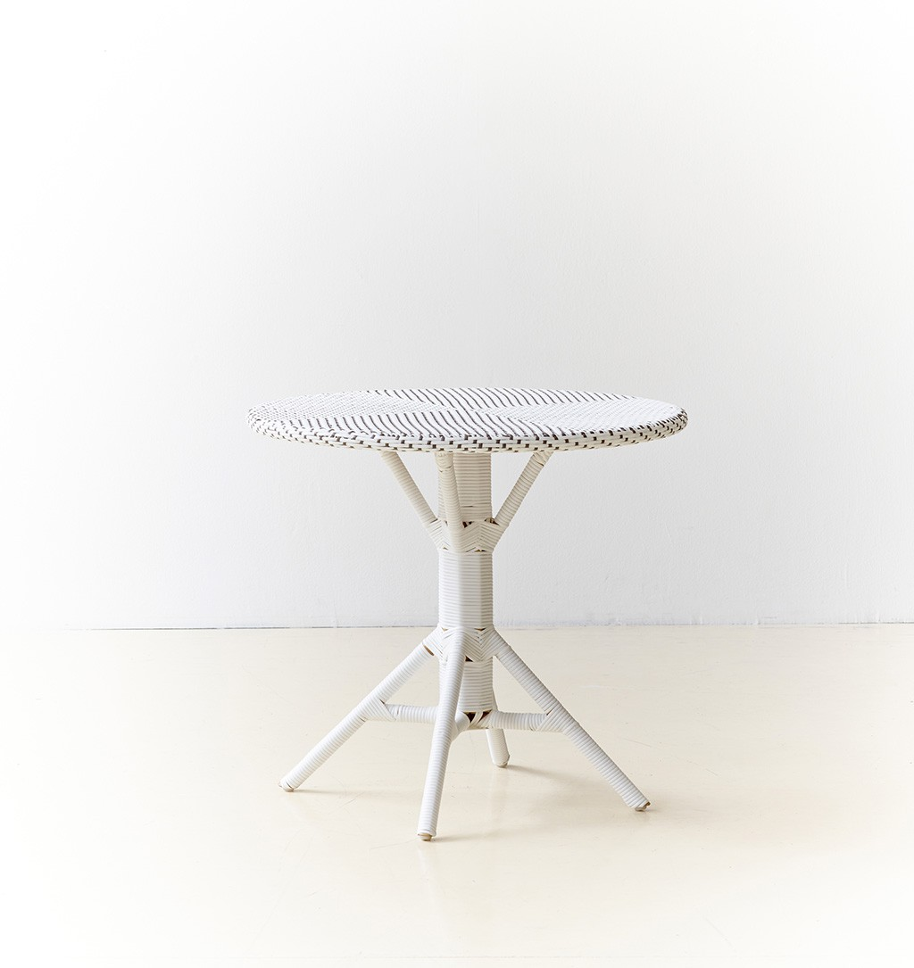 Table ronde nicole hauteur 70 cm for Table 70 cm hauteur