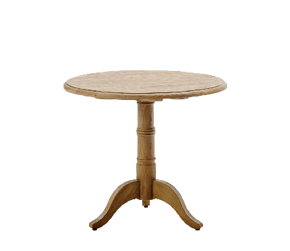 Table ronde Michel diamètre 80cm