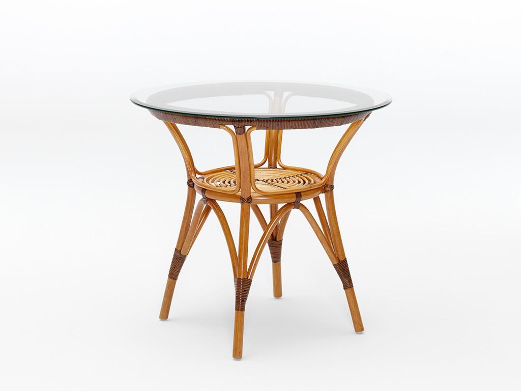Table ronde diam 100 cm hauteur 70 cm for Table ronde design 6 places
