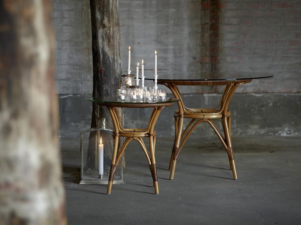 Table ronde diam 100 cm hauteur 70 cm - Pied de table hauteur 100 cm ...