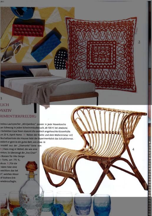Möbel Trends Octobre 2014