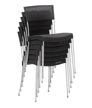 Chaise Comet Empillable