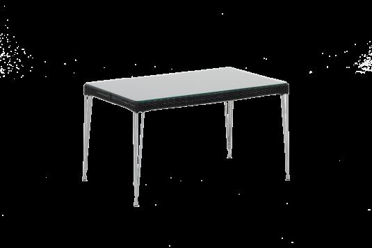 Table basse rectangulaire Mercur 100 x 60 cm