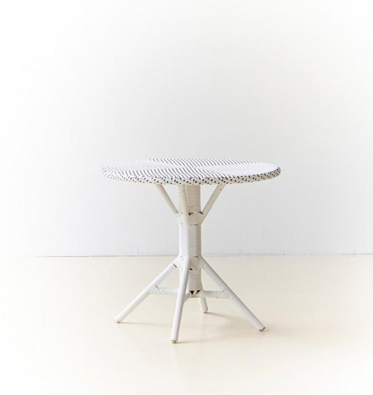 Table ronde Nicole hauteur 70 cm