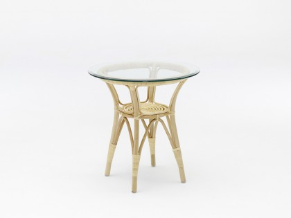 Table ronde diam 60 cm - haut 60 cm