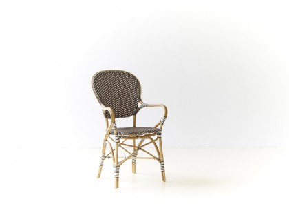 Fauteuil repas Isabelle (2 finitions possibles)