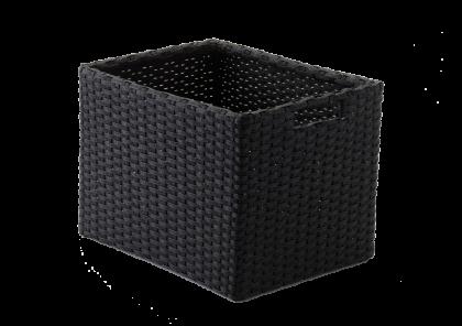 Box de rangement encastrable dans étagère Ozon