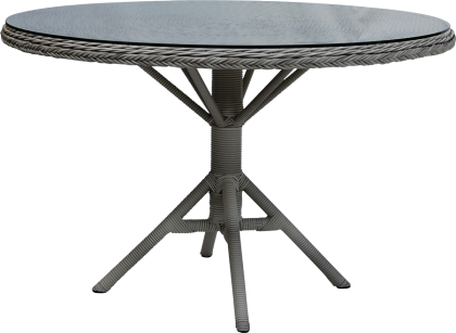 Table repas grace ronde diam 120 cm