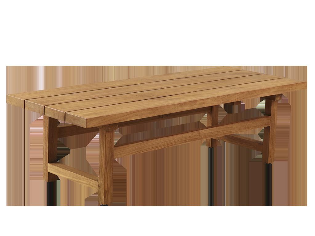 Table basse julian en teck vieilli - Tables basses haut de gamme ...