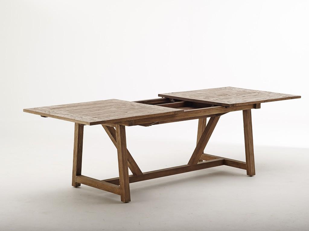 table extensible lucas tables produits. Black Bedroom Furniture Sets. Home Design Ideas