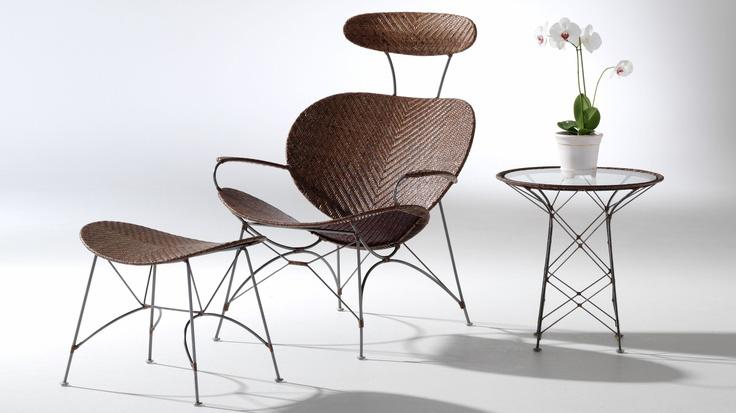Le designer japonais Yamakawa crée une collection pour Sika dans les années 90