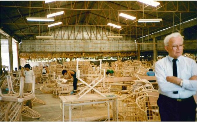 Ankjær Andreasen crée une usine de production en Malaysie