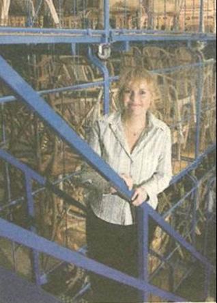 En 1996, Louise, la fille de Knud Andreasens rejoint Sika
